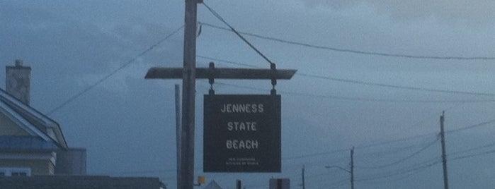 Jenness State Beach is one of Jackie'nin Beğendiği Mekanlar.