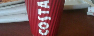 Costa Coffee is one of Cafe & Reastaurants.