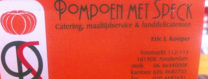 Pompoen met Speck is one of Lugares guardados de Berthe.