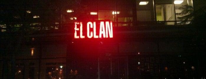 El Clan is one of Lugares guardados de Fabrizzia.
