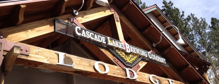 Cascade Lakes Brewing is one of Oregon Brewpubs.