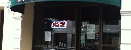 Mikaku Restaurant is one of Gluten Free in SF.