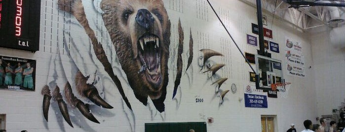 ThunderRidge High School is one of Bobby : понравившиеся места.