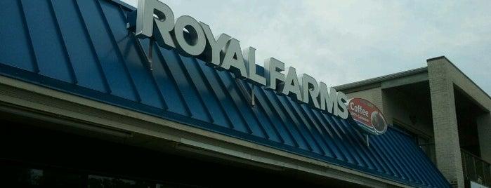 Royal Farms is one of Tasteful Traveler : понравившиеся места.