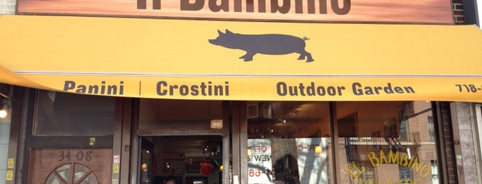 Il Bambino is one of AstoriA.