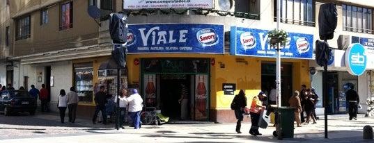 Viale is one of Locais curtidos por Evander.