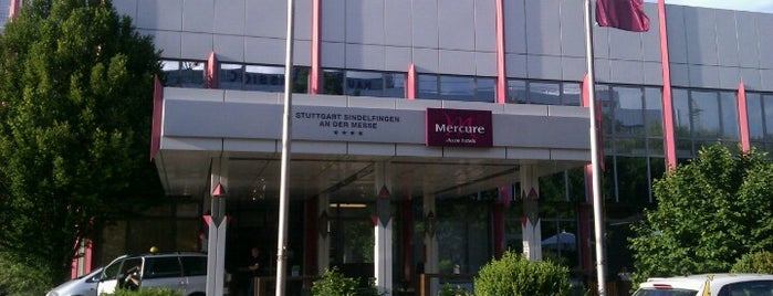 Mercure Hotel Stuttgart Sindelfingen an der Messe is one of Hotel.