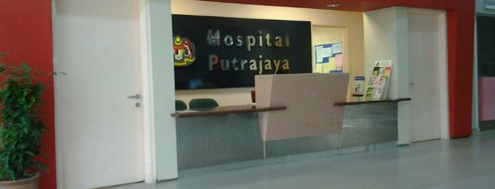 Hospital Putrajaya is one of MasaWar.