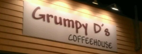 Grumpy D's is one of Seattle (take your time).