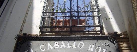Restaurante El Caballo Rojo is one of Best restaurants in Europe.