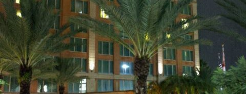 Renaissance Tampa International Plaza Hotel is one of Lugares favoritos de Rick.