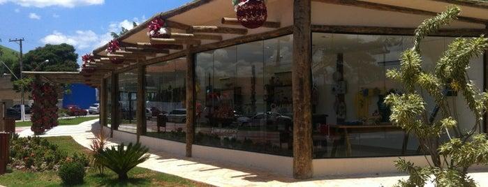 Centro Artesanal 'Dona Nenê' is one of Tempat yang Disukai Ricardo.