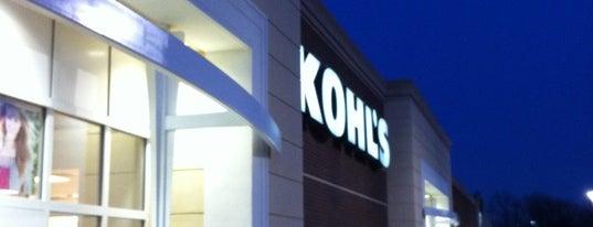 Kohl's is one of Lieux qui ont plu à Andrea.