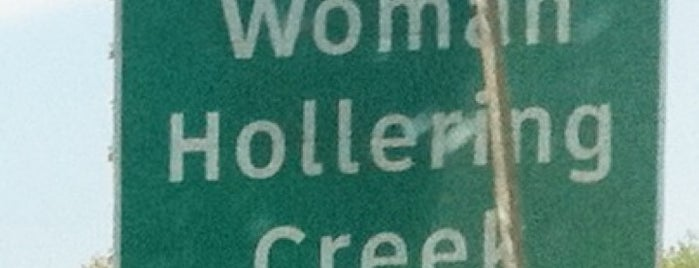 Woman Hollering Creek is one of Funny Check-ins.