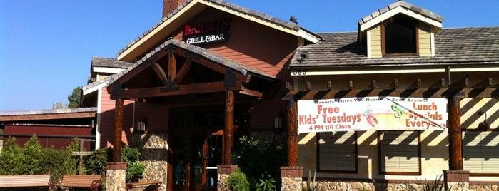 Bandits' Grill And Bar is one of Posti salvati di Bekah.