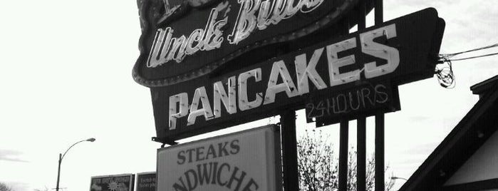 Uncle Bill's Pancake and Dinner House is one of Best Places in #STL #visitUS.