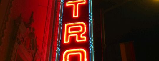 Castro Theatre is one of Castro: Tales Of The Village.