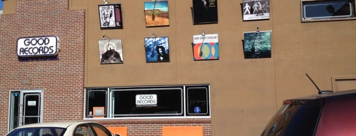 Good Records is one of Year in Dallas.