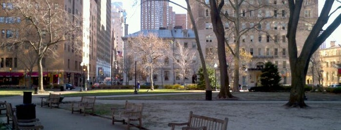 Rittenhouse Square is one of Badge of Brotherly Love #visitUS.