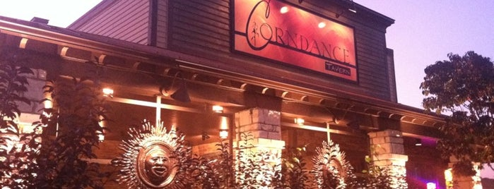 Corndance Tavern is one of $ Places.