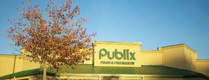 Publix is one of DineWithDani's Liked Places.
