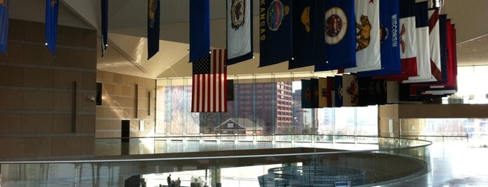 National Constitution Center is one of Things to See.