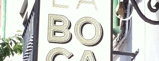 La Boca is one of CÓRDOBA GASTRO MY TOP.