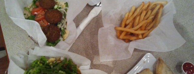 Dino's Gyros: The Greek Place is one of Bite Squad Delivers (Mpls.).