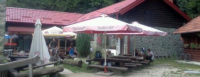 "Bistro ""Stara lugarnica"" is one of Tempat yang Disukai Monika."