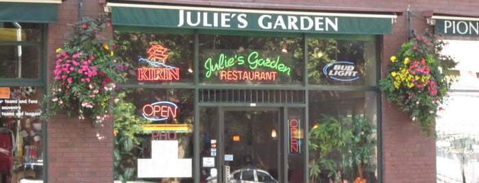 Julie's Garden is one of Posti salvati di Robby.