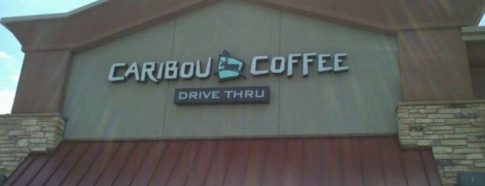 Caribou Coffee is one of Lieux qui ont plu à Krista.
