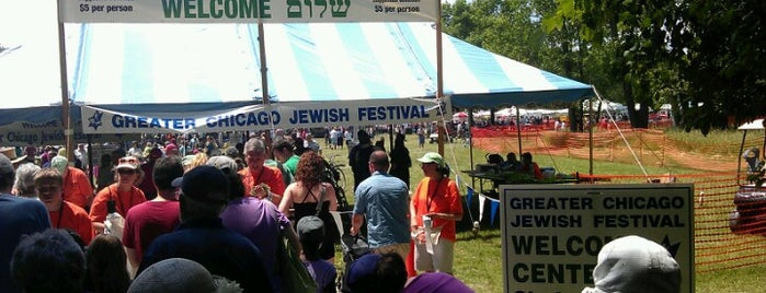 Greater Chicago Jewish Festival is one of Chicago.