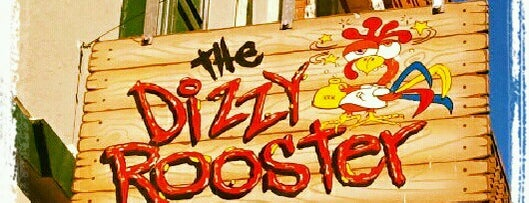 Dizzy Rooster is one of Texas.