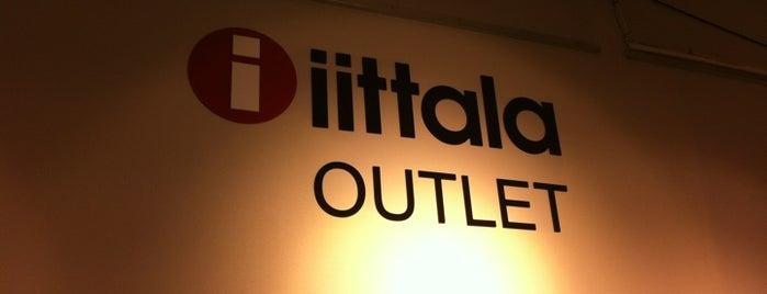 Iittala Outlet is one of Nacka & Värmdö.