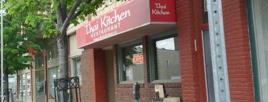 Thai Kitchen is one of Lugares favoritos de Alexandra.