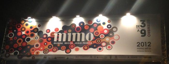 Mostra Internacional de Música em Olinda - MIMO is one of Prefeitura.