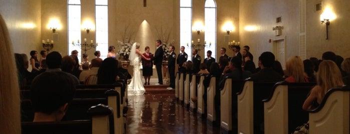 Northeast Wedding Chapel is one of Lugares favoritos de Colin.
