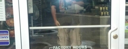 Philly Pretzel Factory is one of Jessicaさんのお気に入りスポット.