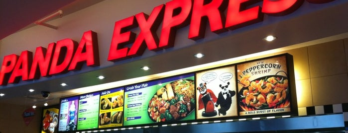 Panda Express is one of BEST of CSUN 2012.