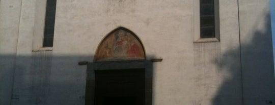 Piazza Sant'Ambrogio is one of 101 posti da vedere a Firenze prima di morire.