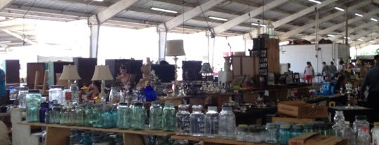 The Flea Market at the Fairgrounds Nashville is one of Nashville Trip.