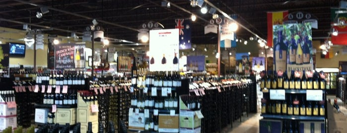 McKinley Wine & Spirits is one of Specials worth my while....