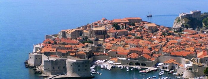 Dubrovnik is one of Lieux qui ont plu à Carl.
