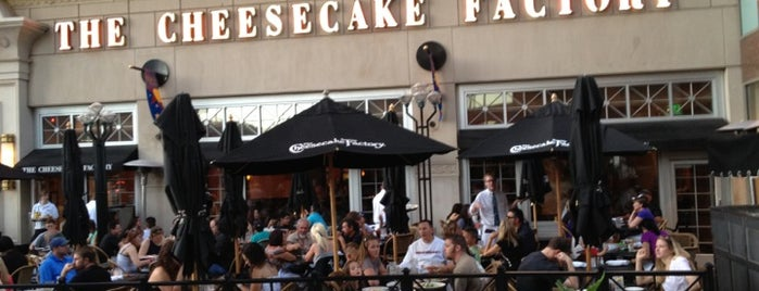 The Cheesecake Factory is one of Rocky Mountain High.