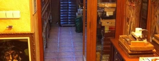 Casa Pastor Cigars is one of สถานที่ที่ El Catador ถูกใจ.