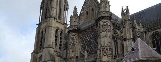 Cathédrale Notre-Dame de Senlis is one of Bienvenue en France !.