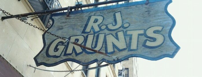 RJ Grunts is one of Burgers.