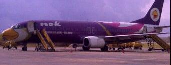 ท่าอากาศยานตรัง (TST) is one of AIRPORT.