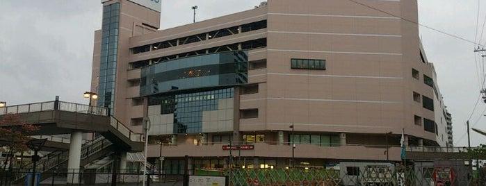 Kintetsu Department Store is one of Lugares favoritos de Shigeo.