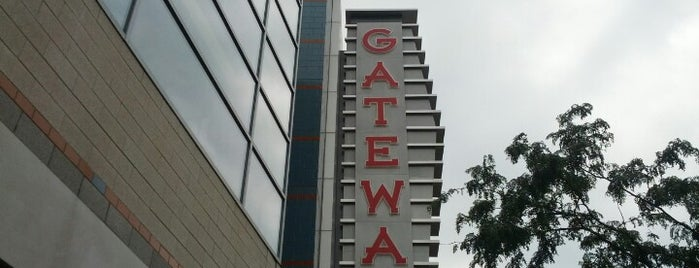 Gateway Film Center is one of Megan'ın Beğendiği Mekanlar.